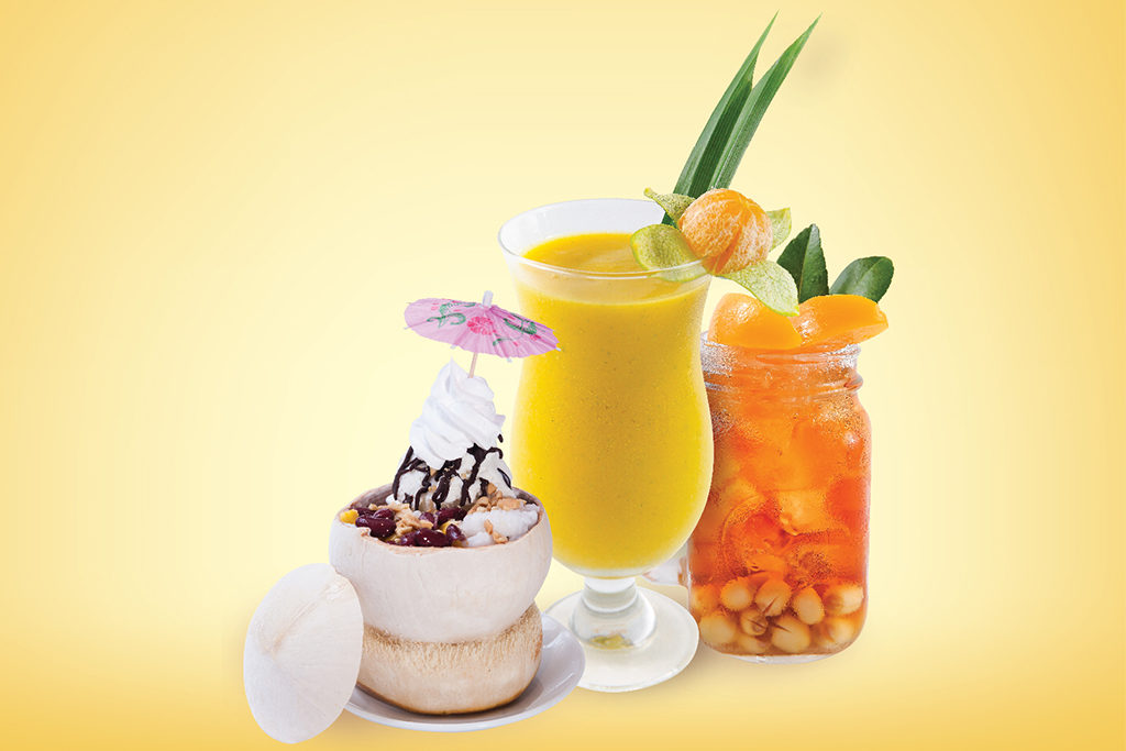 Happy Hour – Buy 1 get 1 free - CAFE CENTRAL